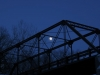 moon & bridge, 12-25-12