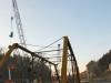 bridge, cranes