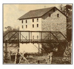 Motor Mill Bridge Project