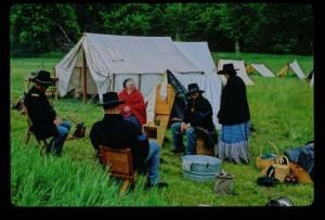 Coming Soon: Civil War Encampment
