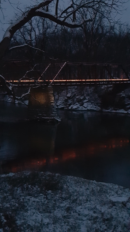 Motor Mill Bridge Lighting 2018