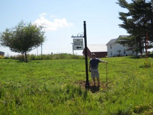 New Motor Mill Sign