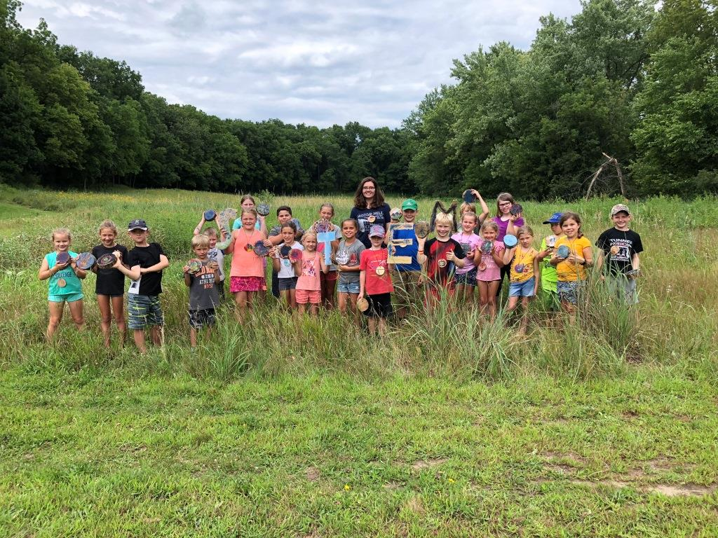 24 Kids Had Fun At Nature S Stem Motormill Org