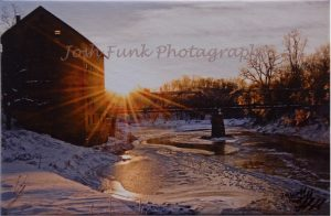 Motor Mill Fundraising Sale of Canvas Prints!